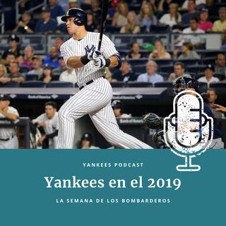 Yankees listos para el 2019