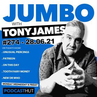 Jumbo Ep:274 - 28.06.21 - Big Fat Lobes