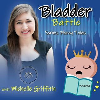 Flarey Tales - The Spoonie Sister Shop with Michelle Griffith