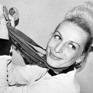 Gymnastics Heroes: Vera Caslavska (episodio 2)