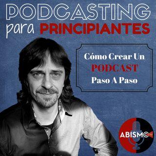 08 TUTORIAL Cómo editar un podcast con Audacity