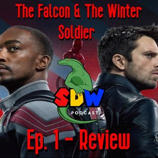 The Falcon & The Winter Soldier Ep. 1 - Review