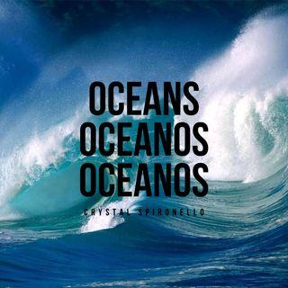 Oceans - Oceanos - Oceanos  cover Inglês - Português - Espanhol