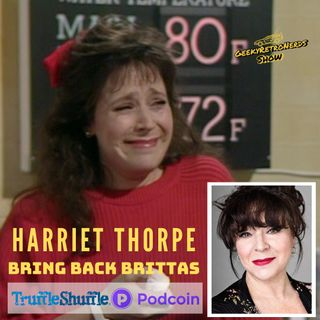 Harriet Thorpe - BRING BACK BRITTAS