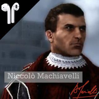 Machiavelli - il pensiero politico