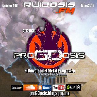 proGDosis 108 - 17nov2018 - Marco Ferrigno