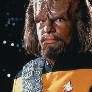 Michael Dorn From Star Trek Next Generation