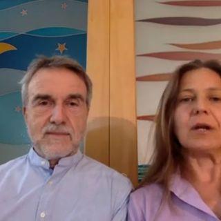 Il ritorno di TOTEM- Enrico CHELI e Cristina ANTONIAZZI con GIORGIO CERQUETTI - Puntata 8
