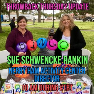 Sue Schwencke Rankin / Herby Ham Activity Center, September 2020