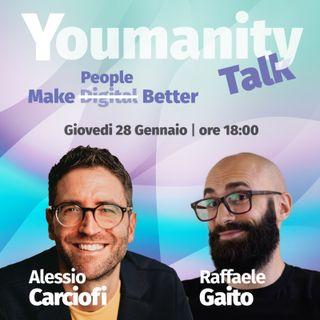 #2 Come 30 giorni senza social media hanno cambiato la mia vita: intervista con Raffaele Gaito