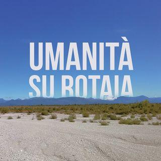Umanità su Rotaia - Opera di Cristina Fedrigo