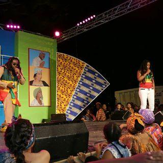 Bukie G & Black Queen Selassie 🇪🇹Energy🇪🇹