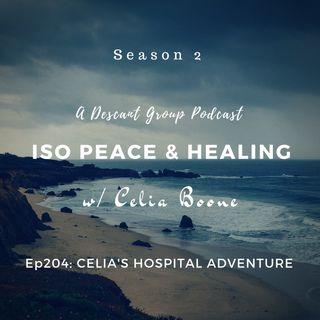 ISOP204: Celia's Hospital Adventure