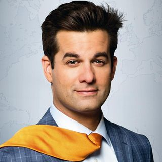 Michael Kosta From The Daily Show