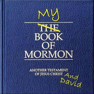 My Book of Mormon