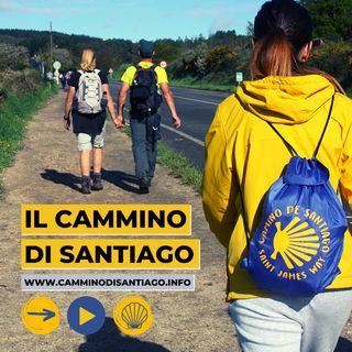 Benvenuti sul Cammino di Santiago!
