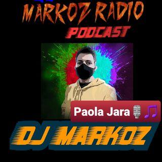Mix- Paola Jara -Dj Markoz Lizarazo