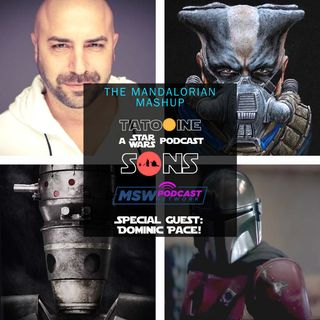 Special Guest: Dominic Pace from The Mandalorian!