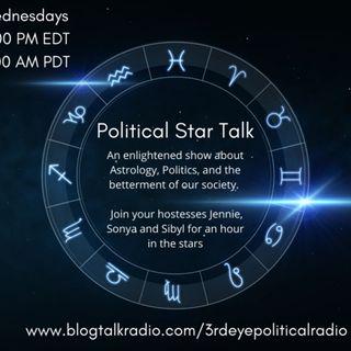 Political Star Talk - new moon&mars activity