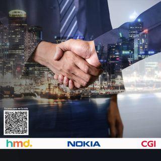 HMD Global firmó alianza con Nokia y CGI, reforzando su compromiso con el mercado empresarial de IoT