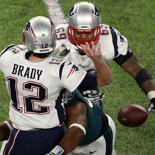 Tom Brady's Super Bowl-Altering Fumble