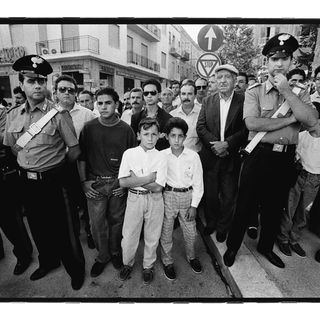 Una STORIA Siciliana, 8 minuti con il fotografo Tony Gentile