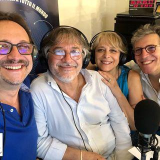 237 - Dopocena con... Emanuela, Massimo e Riccardo Rossi - 21.06.2018