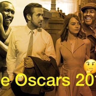 Oscars Fail!
