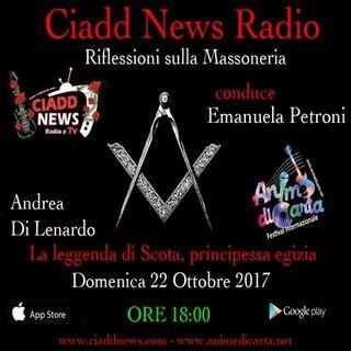 N° 29 – RIFL. SULLA MASSONERIA – conduce Emanuela Petroni – Ospiti: – Andrea Di Lenardo