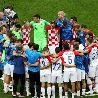 Gol Gol Gol: Croacia venció 2 - 1 a Inglaterra por las semifinales del Mundial