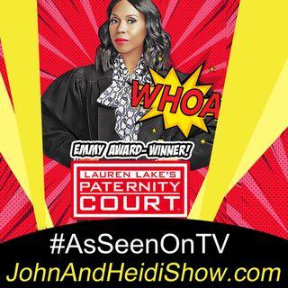 04-17-20-John And Heidi Show-JudgeLaurenLake-PaternityCourt