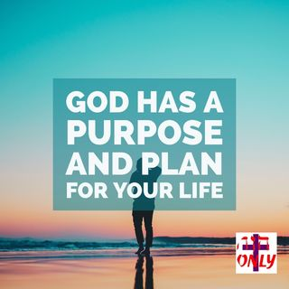 God Created You with a Plan and a Purpose for Your Life His Child