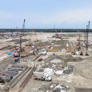 Refinería Dos Bocas se inaugurará en el 2022