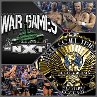 NXT TakeOver: War Games Review - December 8, 2020