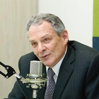 """""""Yo sí quería ser ministro de Hacienda"""", confiesa Juan José Echavarría."""