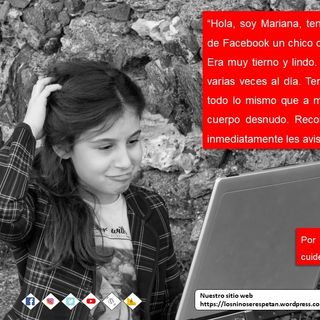 #LosNiñosSeRespetan - Mariana 12 años