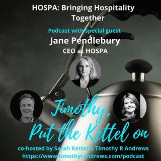 HOSPA | Putting Hospitality People Together | Podcast