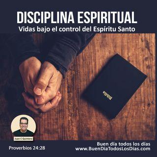 Disciplina espiritual