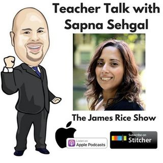 Teacher Talk - Sapna Sehgal