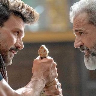 BOSS LEVEL - Frank Grillo Interview