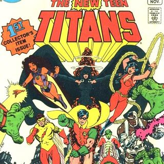 Source Material #204: The New Teen Titans 1-8 (DC Comics, 1980)