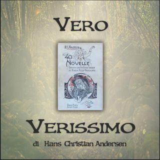 Vero verissimo: l'audiolibro delle novelle di Andersen