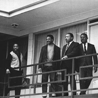 The assassination of the Rev. Dr. Martin Luther King Jr 50 Years Later