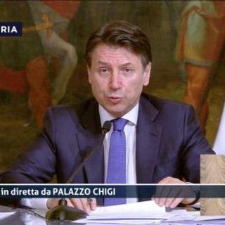 """Coronavirus, Conte sull'Ue: """"Misure insufficienti, servono gli eurobond"""""""