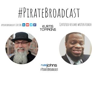 Catch Kurtis Tompkins on the PirateBroadcast