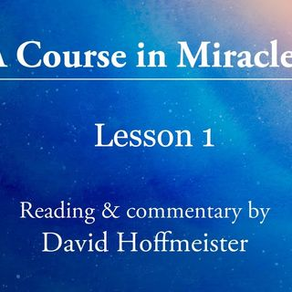 ACIM A Course In Miracles David Hoffmeister
