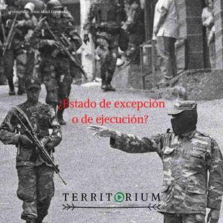 ¿Estado de excepción o de ejecución?
