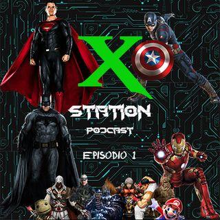 Episodio 1 Primeros videojuegos y futuro de las películas de superheroes