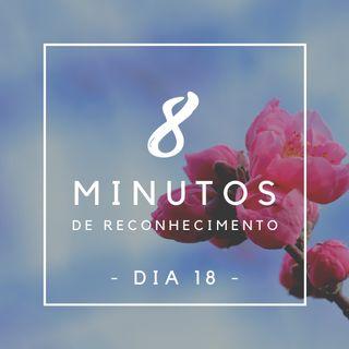 8 Minutos de Reconhecimento - Dia 18