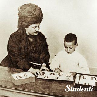 Biografie - Maria Montessori